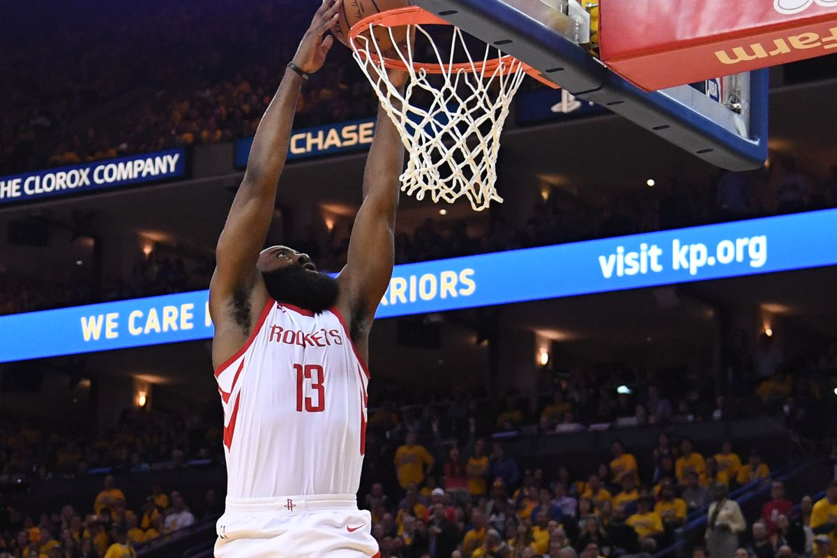 Rockets vs. Warriors 2018 results: Houston evens series 2-2 - SBNation.com