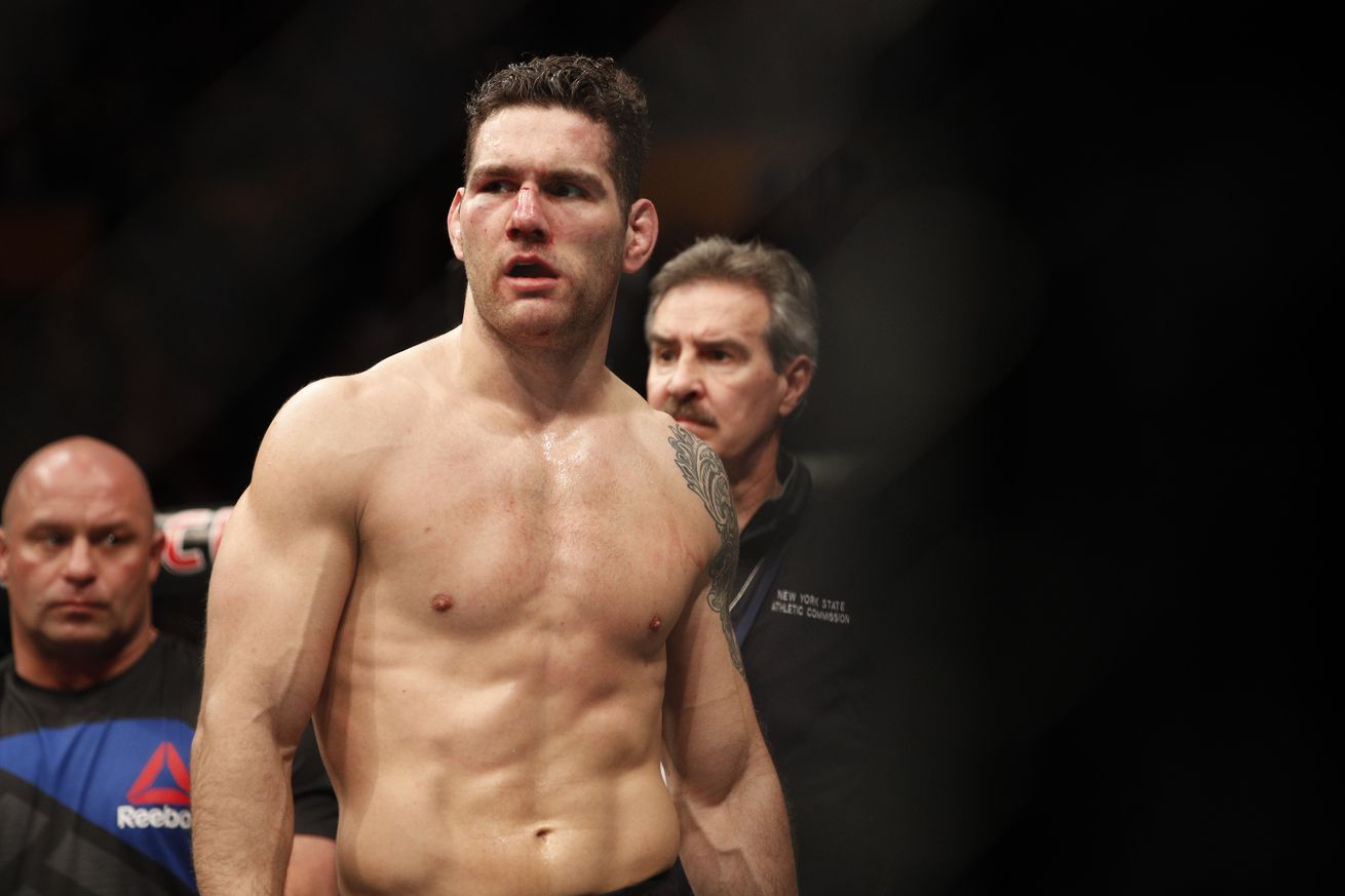 Chris Weidman turned down a third fight with Anderson Silva at UFC 212