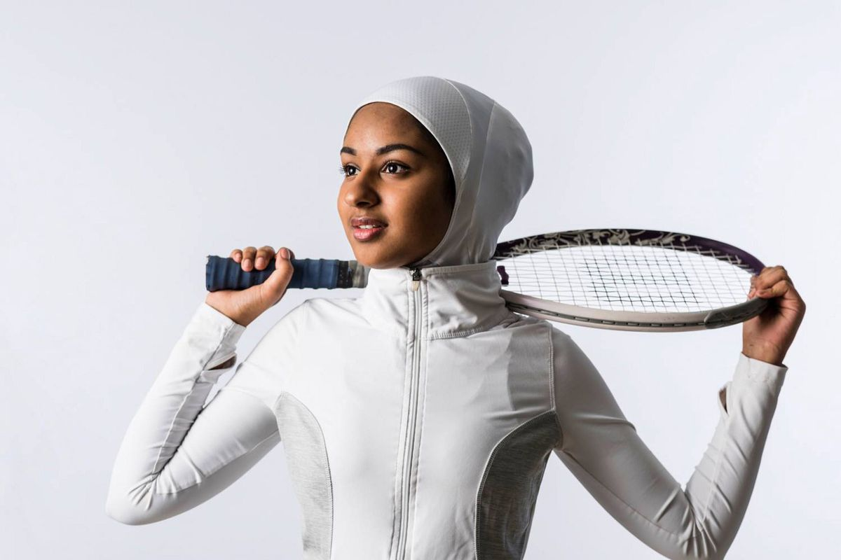 849067620d2bb The Athlete's Guide to Hijab - Racked