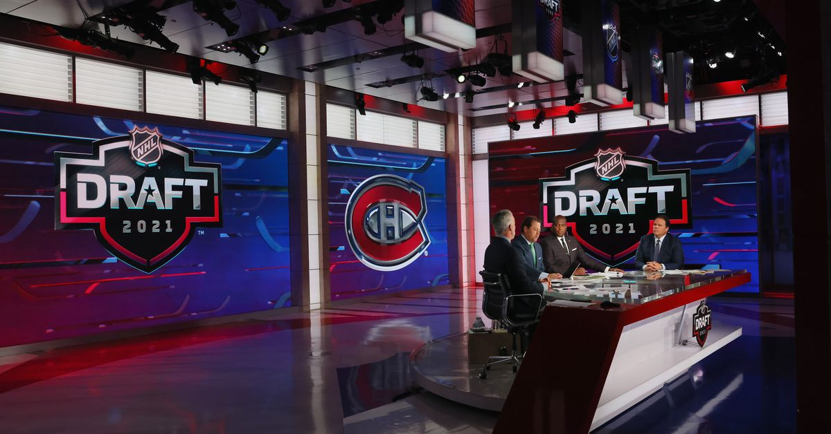 2021 NHL Draft: Canadiens trade the 223rd pick to the Arizona Coyotes for a 2022 7th-rounder