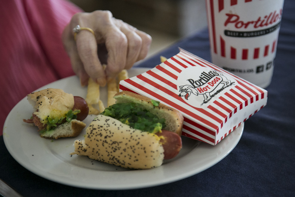 Portillo's has locations in Chicago, throughout Illinois, in Indiana, California and Arizona.  Ashlee Rezin/Sun-Times