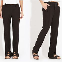 """<b>Nicola Fumo, Racked Market Editor</b>: """"The only other <i>cool</i> trouser I can think of is <b>AYR's</b> <a href=""""https://ayr.com/products/the-summer-slouch-trouser?color=black"""">Summer Slouch</a> pant ($185). Full disclosure, I haven't yet road tested"""