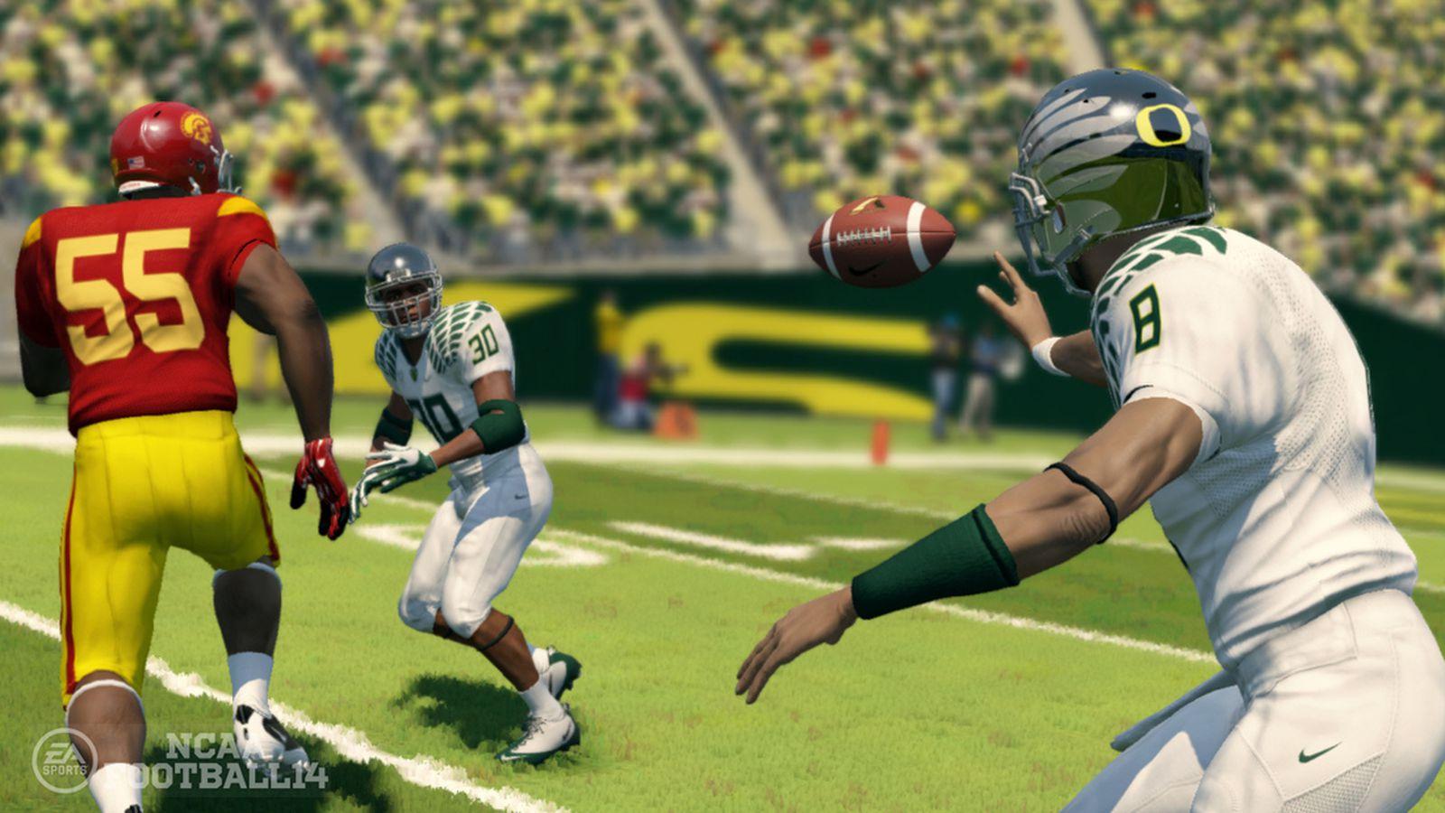 NCAA Football 14's Dynasty Mode includes new Power ...