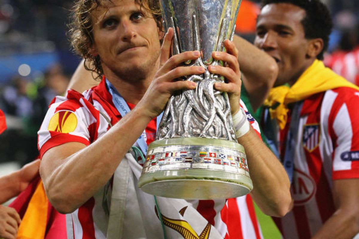 Diego Forlan is linked to Seattle Sounders. Don't laugh, it isn't impossible, and Seattle is a premier destination now.