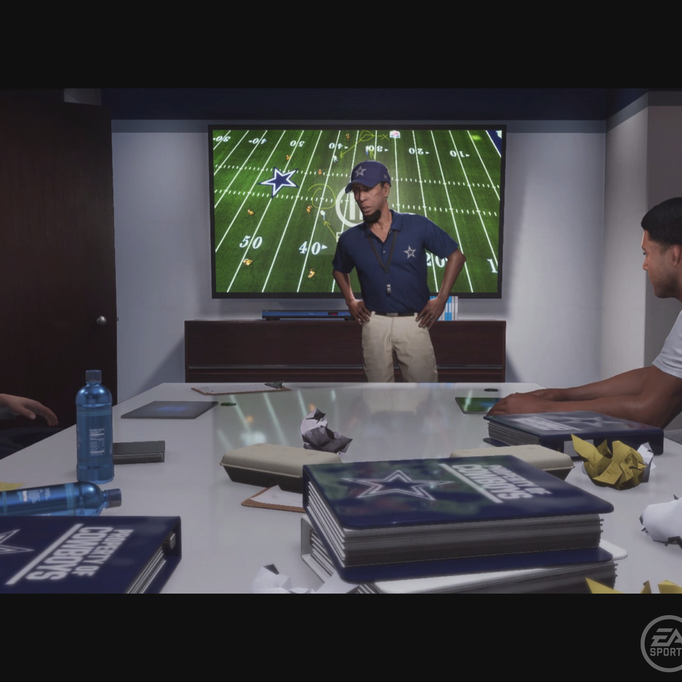 Madden NFL's Longshot comes back with a more intense sequel