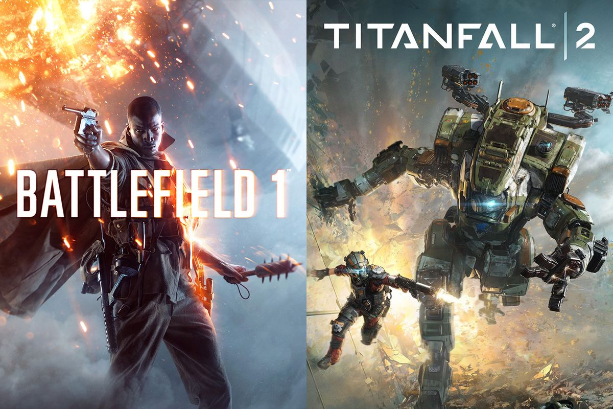 Xbox Live Gold deal: Battlefield 1 and Titanfall 2 for