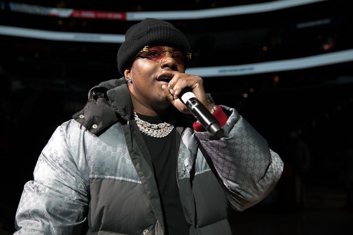 Washington Wizard's R&B/Rap Night