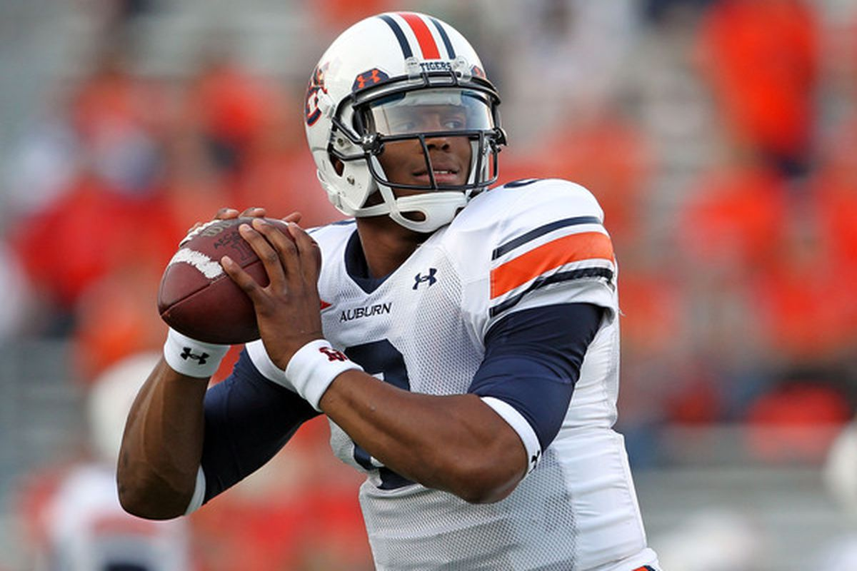 Cam Newton is the highest-rated passer in the NCAA. Yes, that's significant.