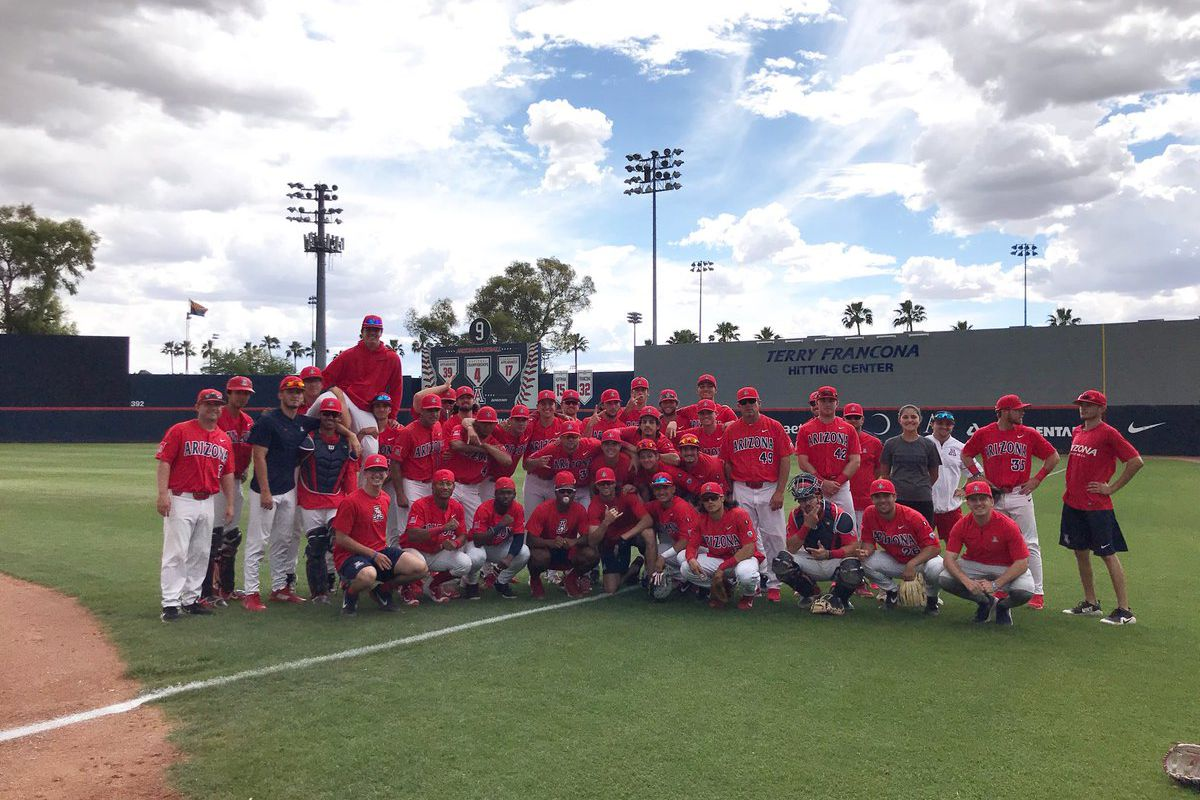 arizona-wildcats-canceled-game-college-baseball-usc-ncaa-tournament-postseason-sam-houston