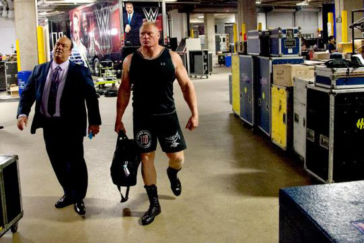 Toyota Of New Orleans >> Brock Lesnar to face Sheamus in next WWE appearance - Cageside Seats