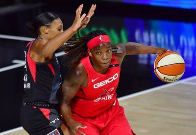 Atlanta Dream v Washington Mystics