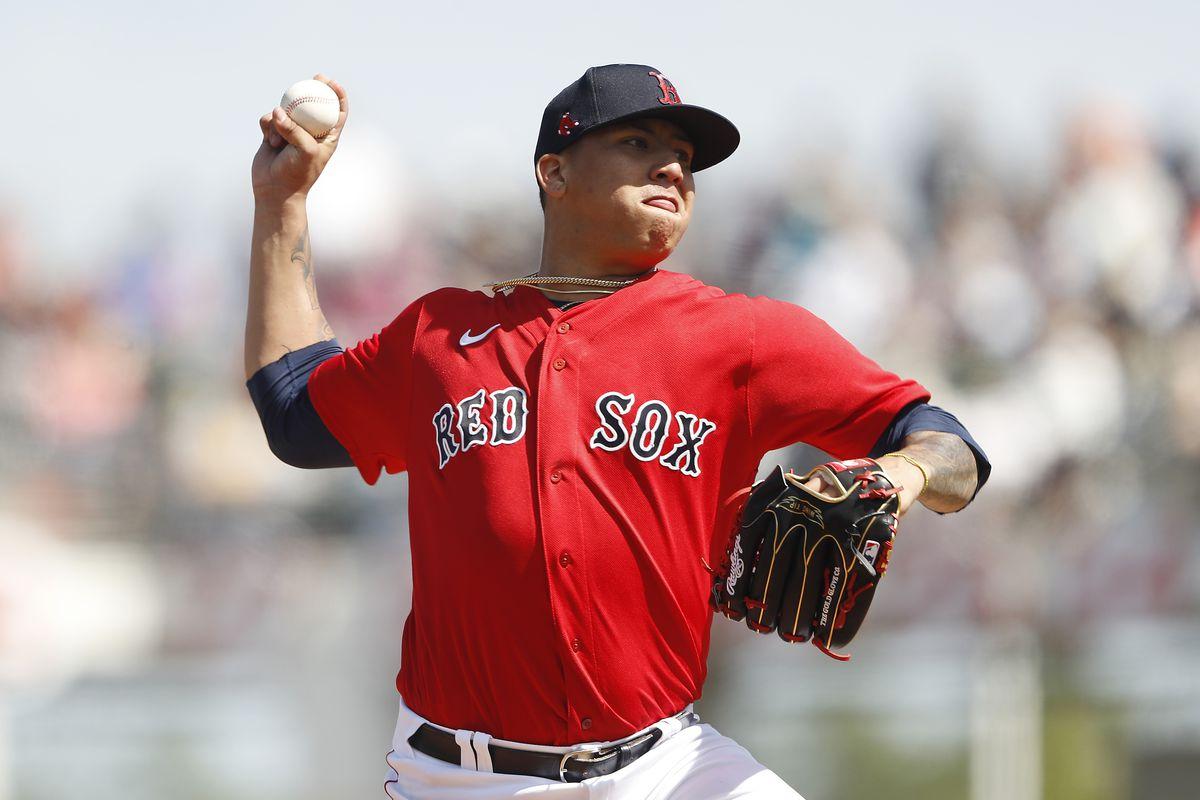 Philadelphia Phillies v Boston Red Sox