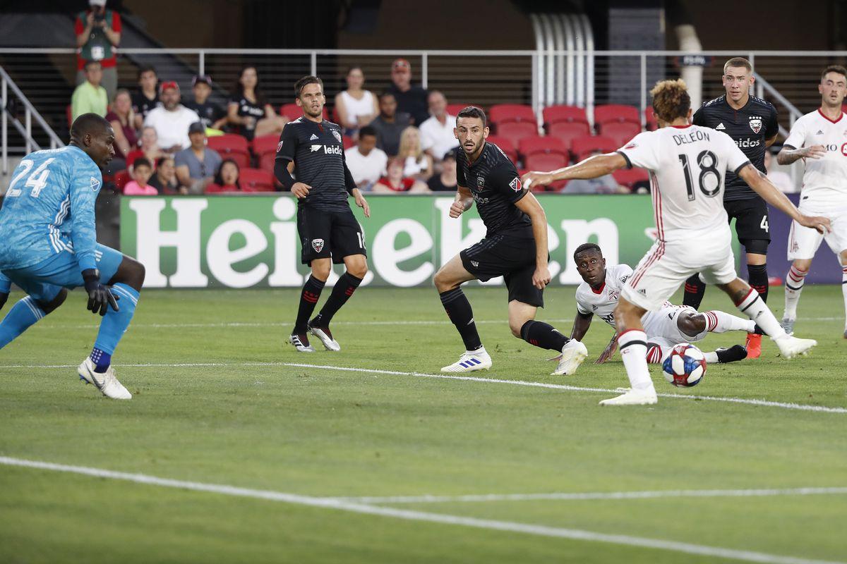 MLS: Toronto FC at D.C. United