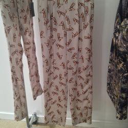 Thakoon Addition printed pants, $75