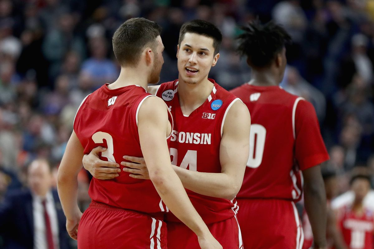 NCAA Basketball Tournament - Wisconsin v Villanova