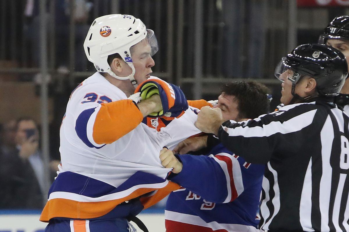 New York Islanders vs. New York Rangers [Game 46 thread]