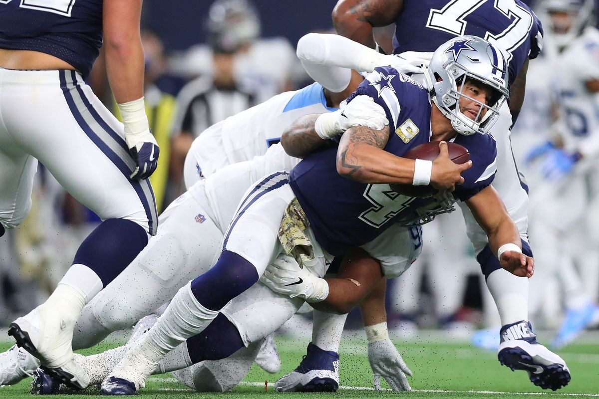 8eb4e342 Grading the Cowboys devastating loss to the Titans - Blogging The Boys