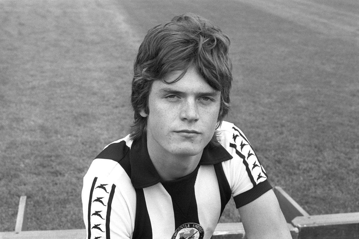 Soccer - Division Two - Newcastle United FC - Nigel Walker - 1978