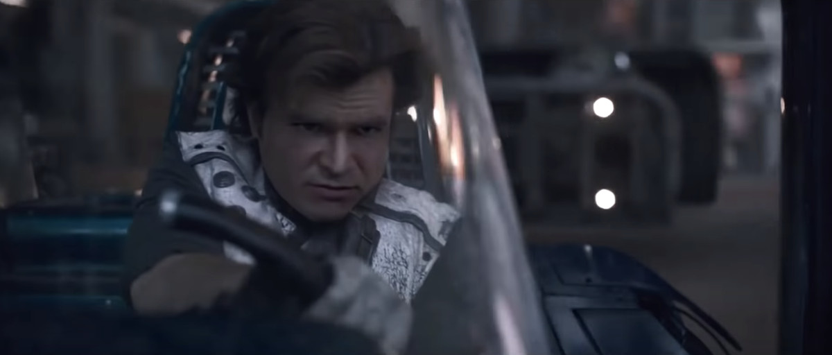 Deepfake edits have put Harrison Ford into Solo: A Star Wars