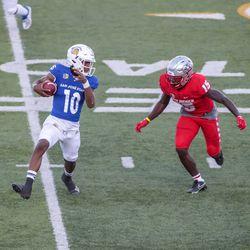 SJS Spartan wide receiver Tre Walker (10)