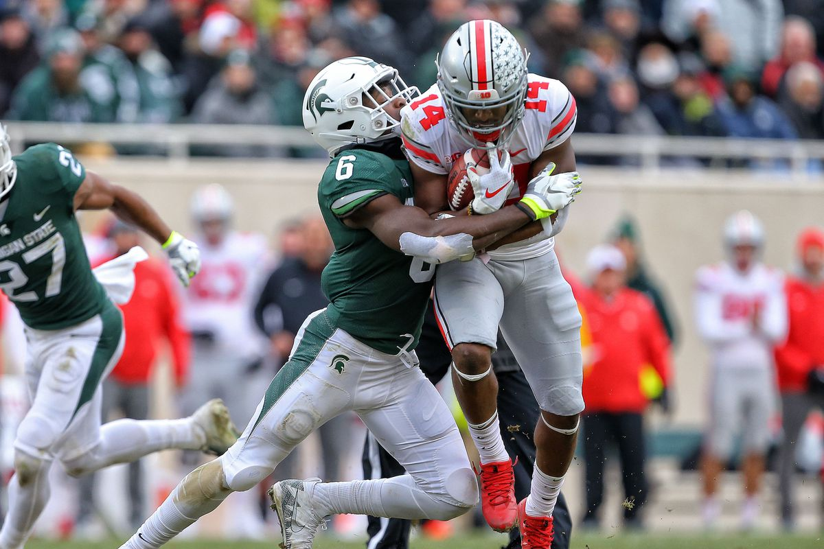 Michigan State Spartans Vs Ohio State Buckeyes Game Preview