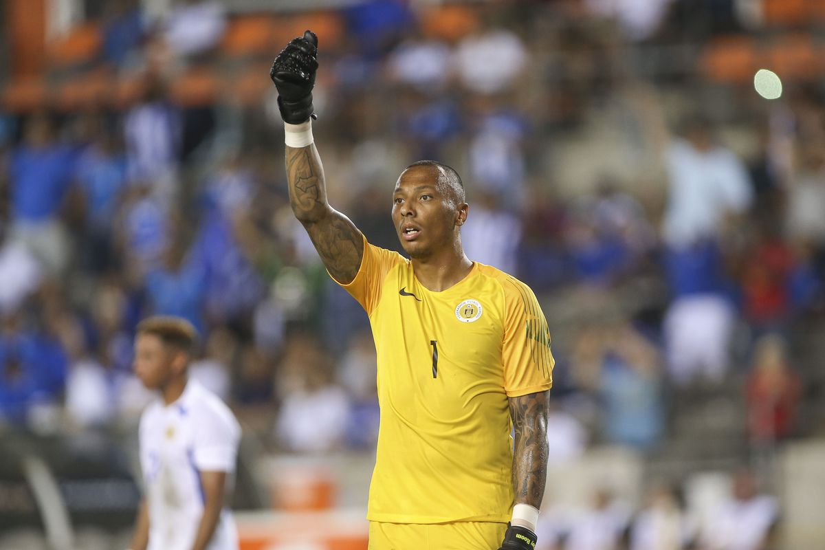 reputable site ae70b 625de BREAKING: Columbus Crew sign Curacao goalkeeper Eloy Room ...