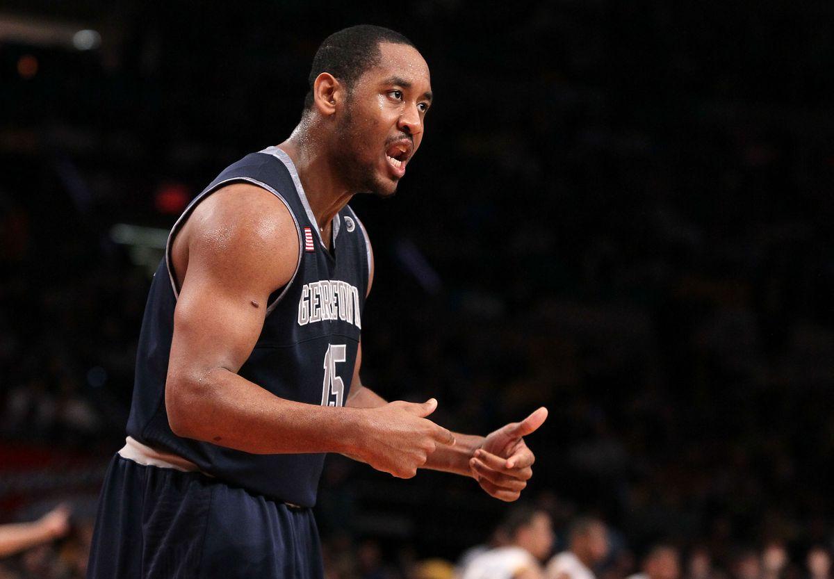 Big East Basketball Tournament: Georgetown v West Virginia