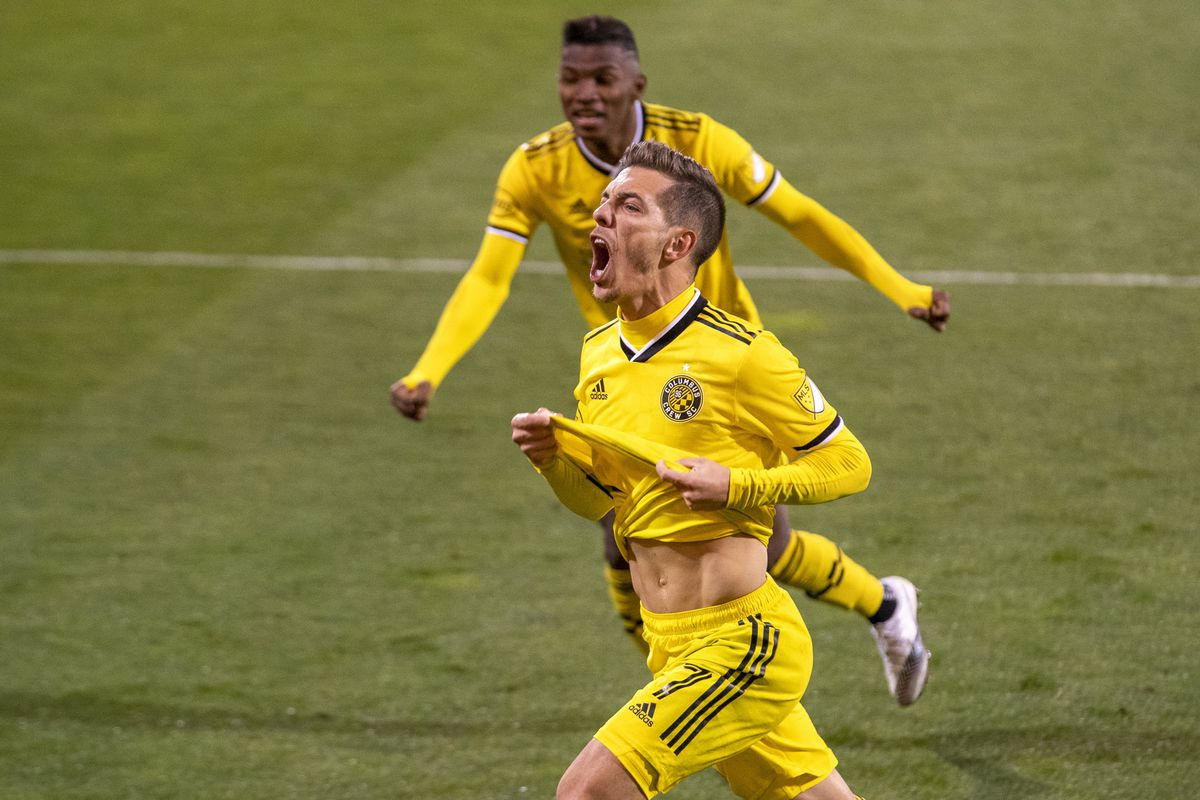 SOCCER: NOV 29 MLS Cup Playoffs Eastern Conference Semifinal - Nashville SC at Columbus Crew SC