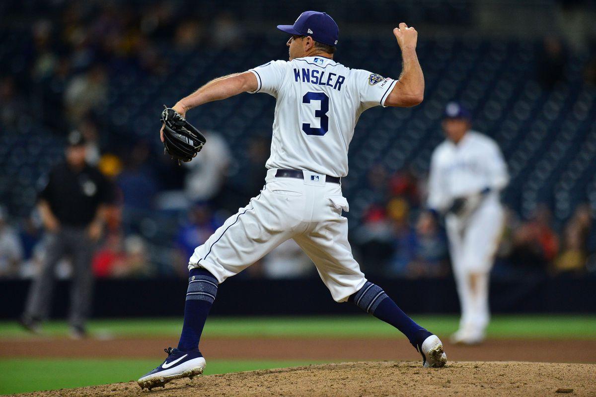 MLB: Tampa Bay Rays at San Diego Padres