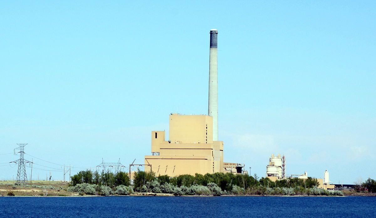 The Boardman plant, Oregon's last operating coal plant, will close in 2020.