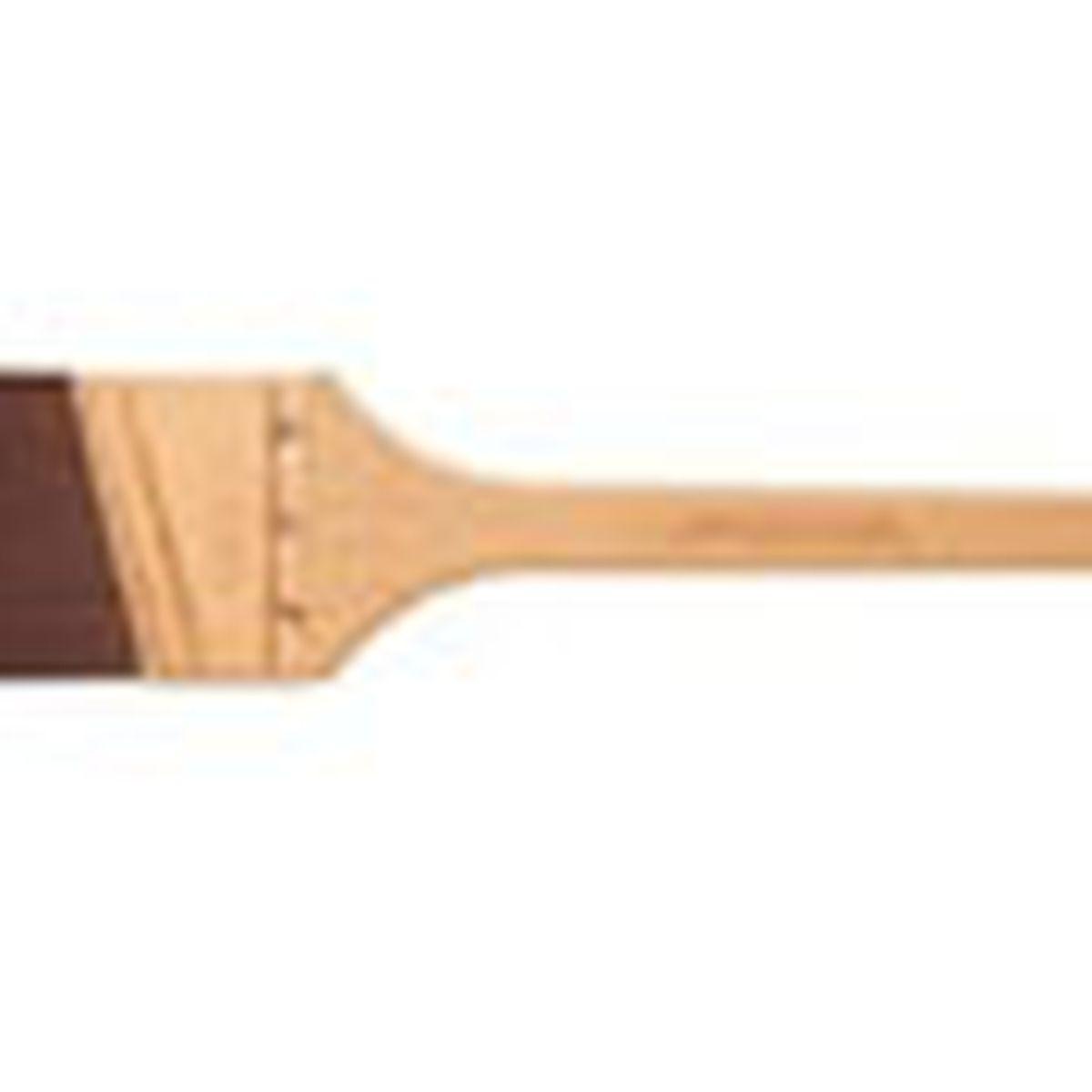 3-inch angled paintbrush