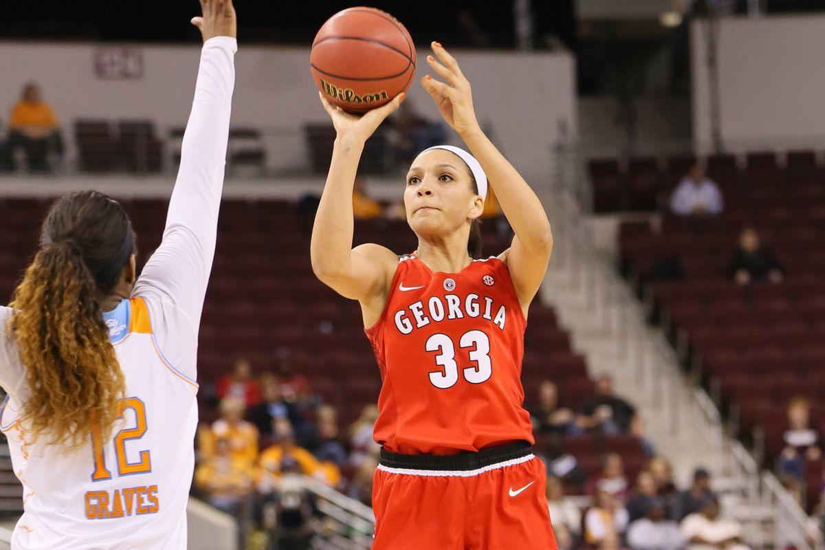 NCAA Womens Basketball: SEC Championship-Georgia vs Tennessee