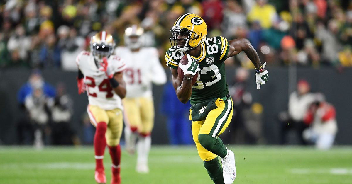 Packers Film Review: Switch concepts leading to big gains