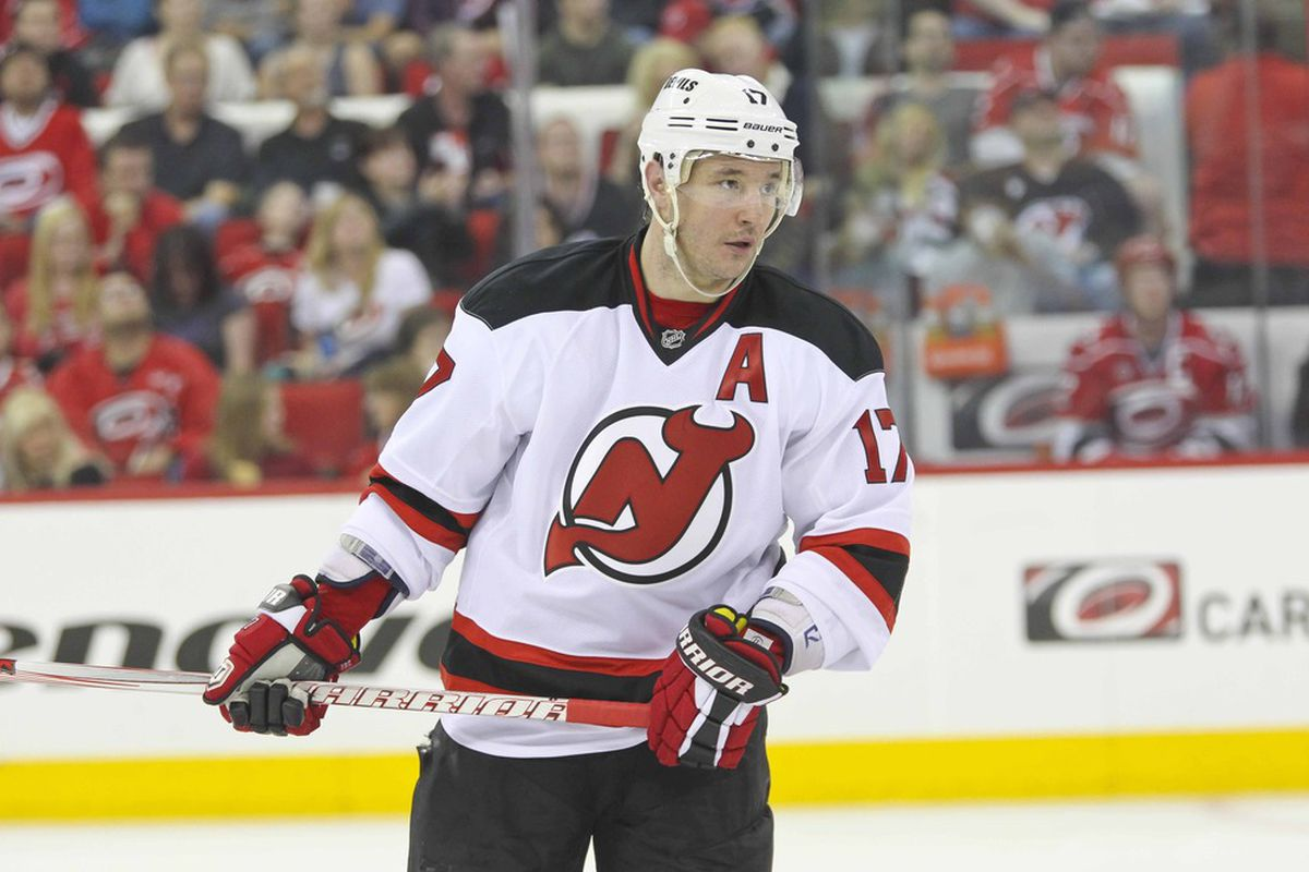 This is Ilya Kovalchuk.  He will play for the New Jersey Devils in 2013 and he will likely play an incredible amount of ice time.