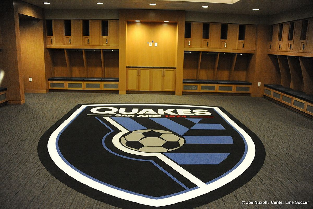 Who will lace up his boots in the new Quakes locker room in 2015?
