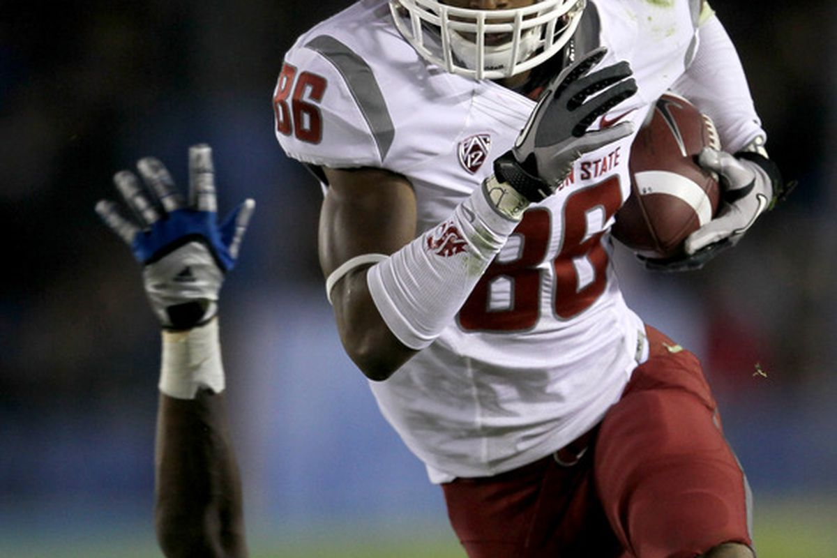 Can Marquess Wilson and the Cougs pull the upset?