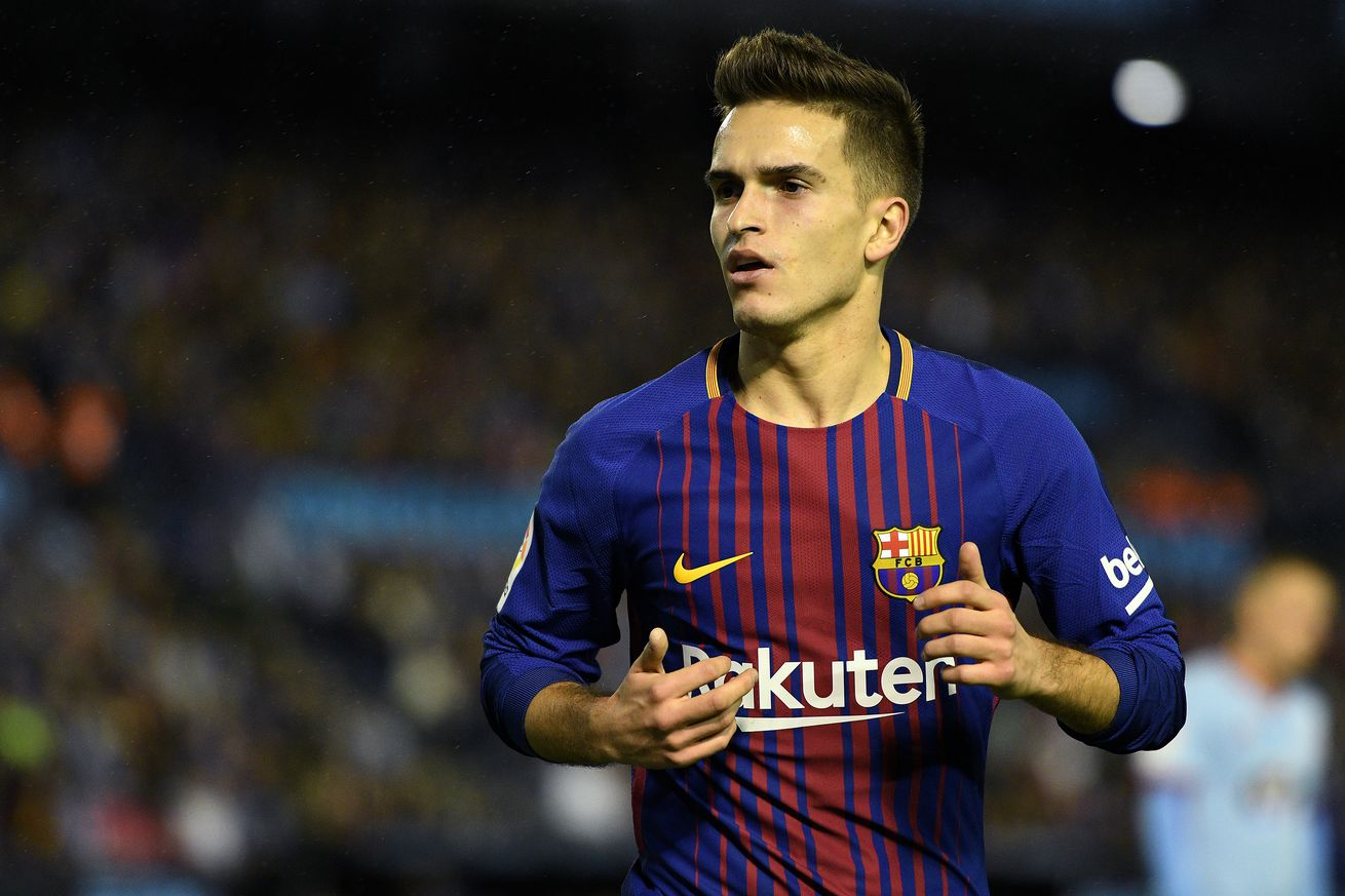 Setien says he wants Denis at Real Betis