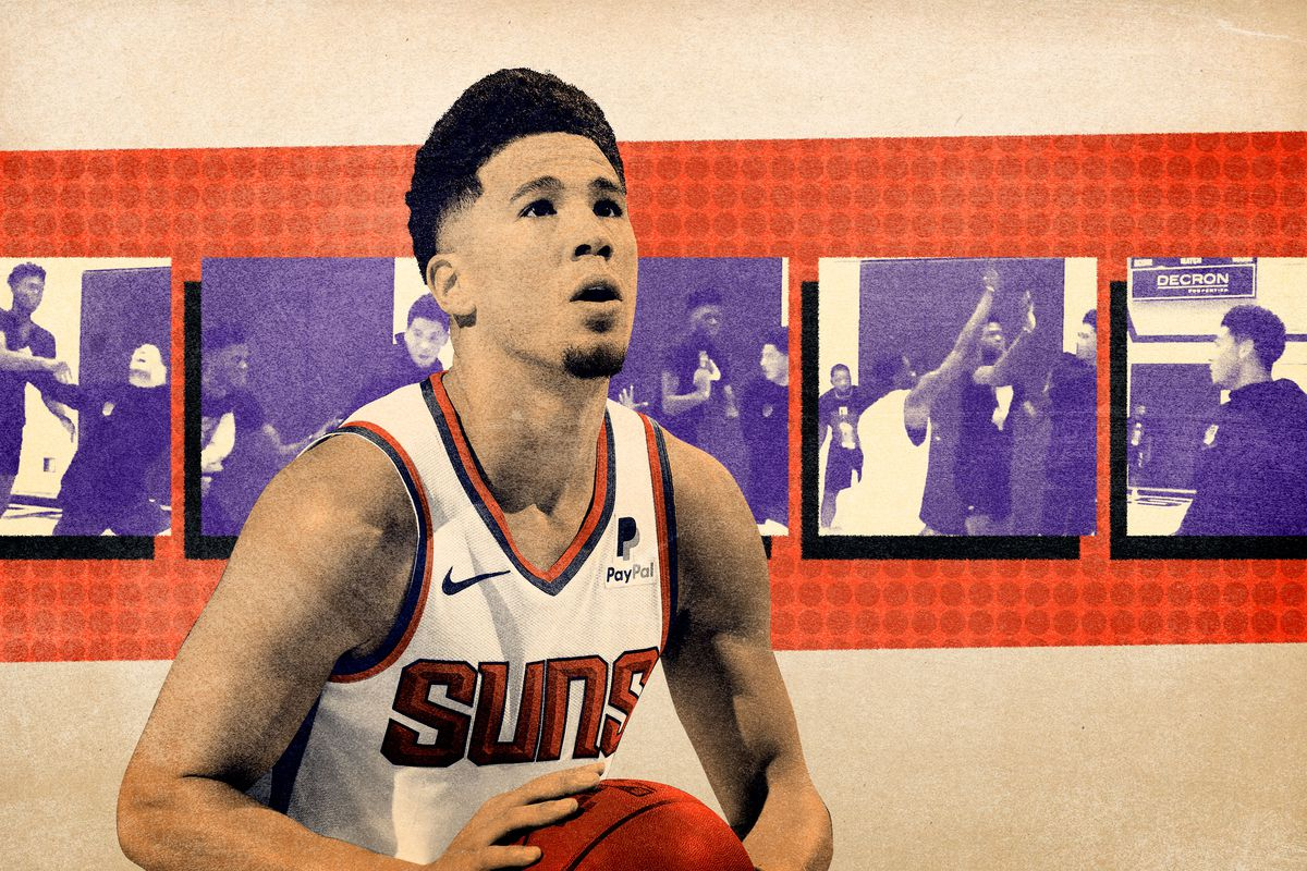 The Beauty Of Devin Booker S Game Is In The Eye Of The