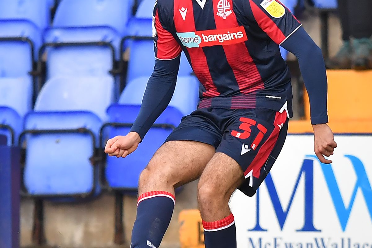 Tranmere Rovers v Bolton Wanderers - Sky Bet League Two