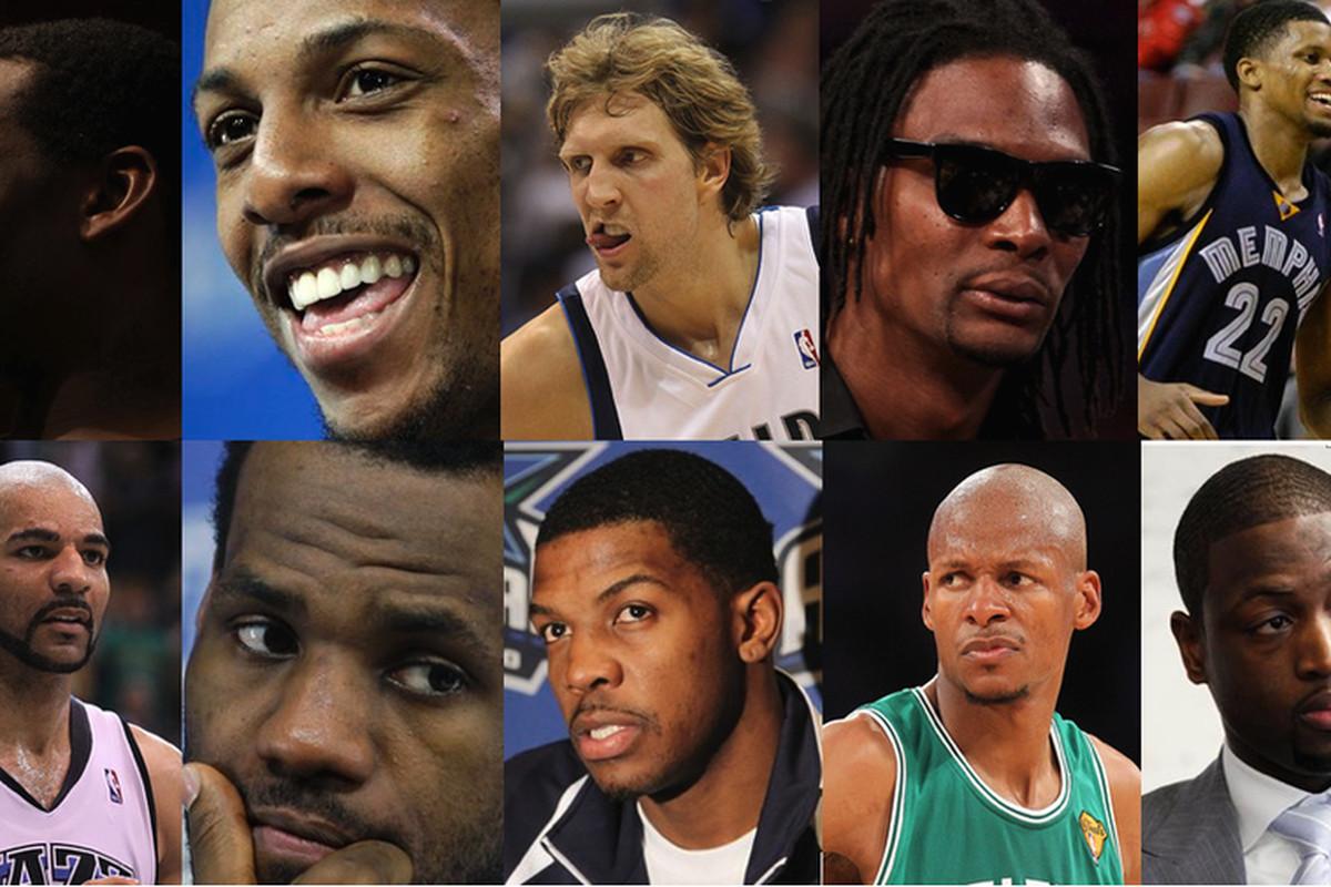 2010 NBA Free Agency