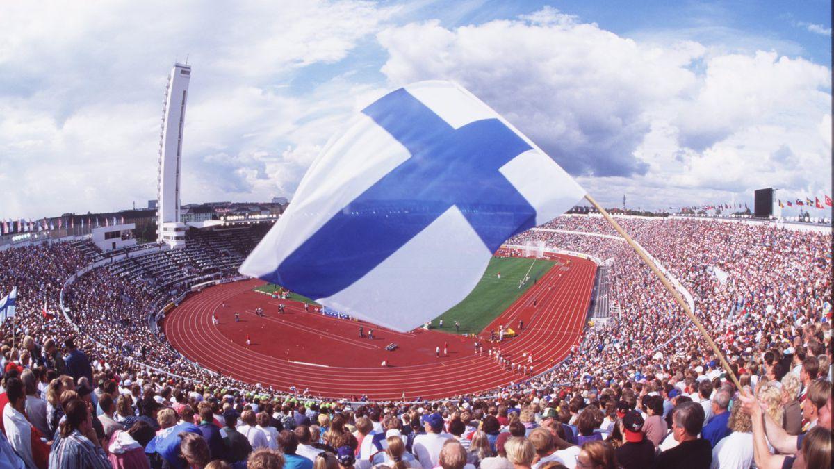 EAA Euro Athletics Champs, Helsinki, Finland