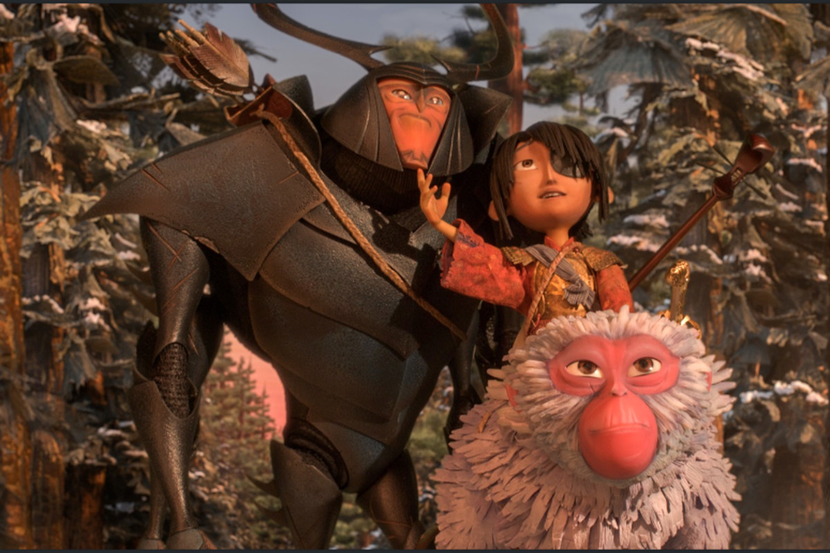 Kubo And The Two Strings Is A Gorgeous Stop Motion Homage To