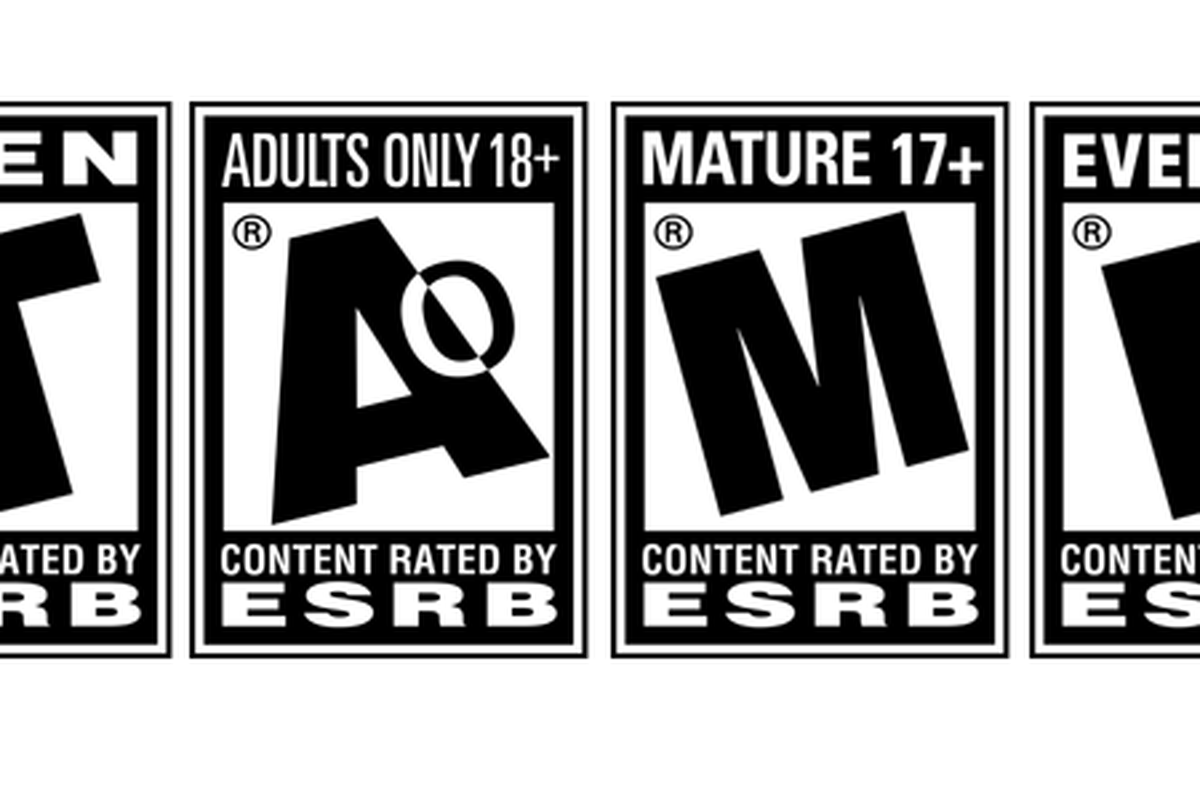 Game rating information