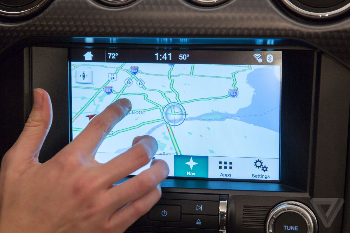 Ford will let third-party navigation apps run on cars with Sync 3