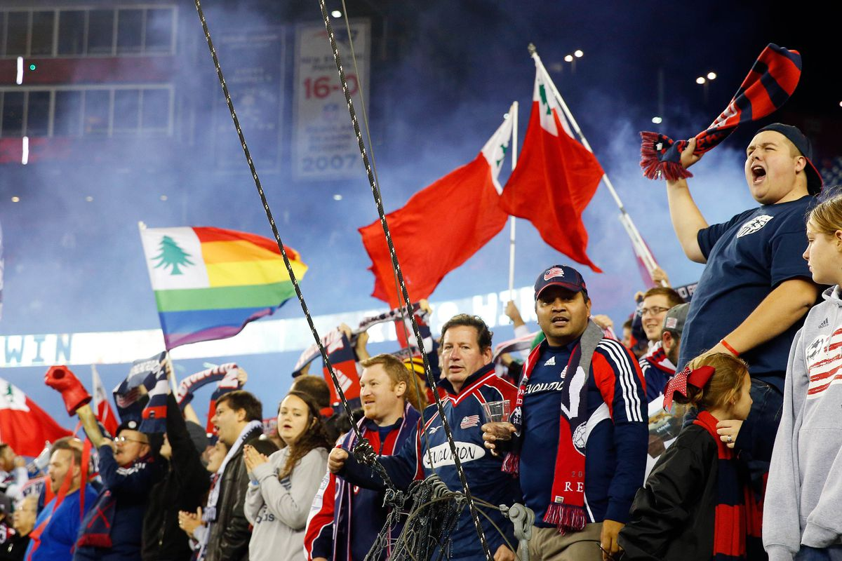 The Fort celebrate a 1-0 win over TFC last season, will they be joyous once more come Saturday night?