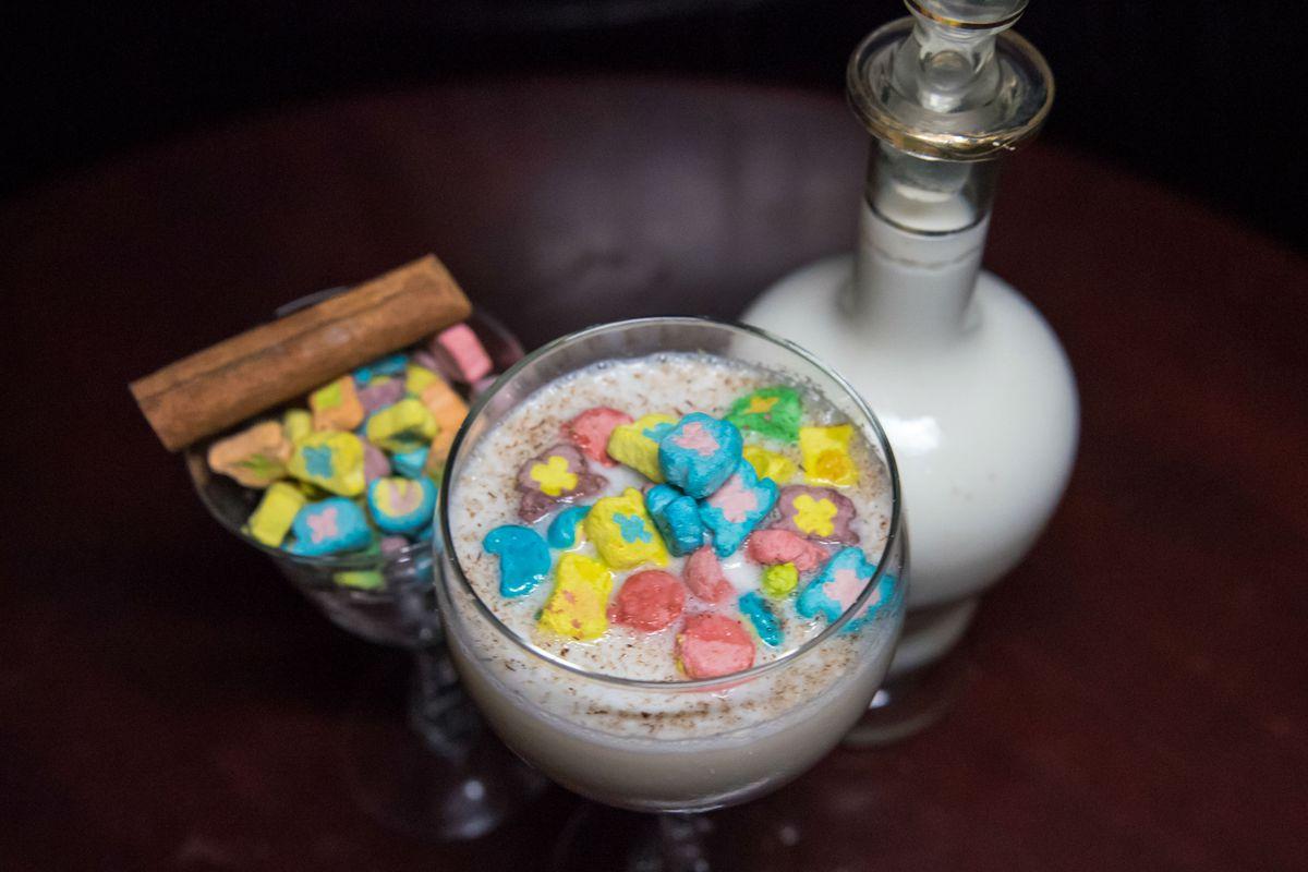 Mmmm, cereal booze.