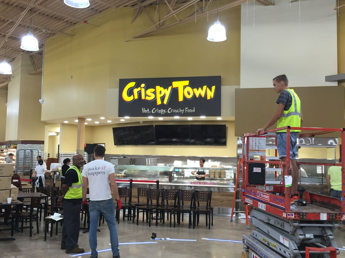 Crispy town