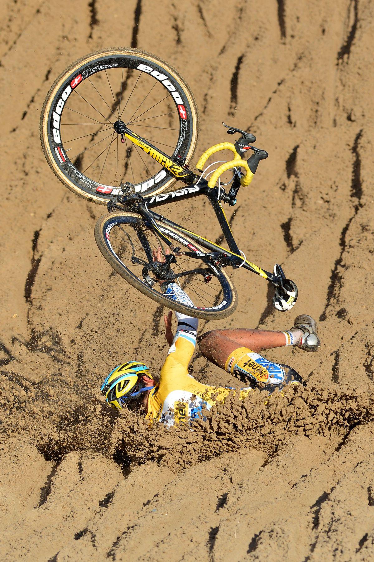 Zonhoven sand crash