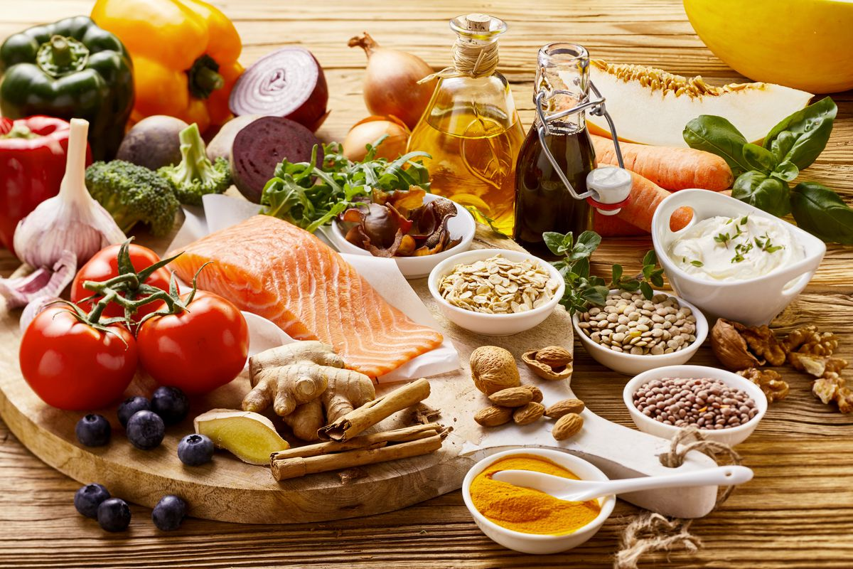 Mediterranean diet could help 'healthy aging,' study suggests - Chicago Sun-Times