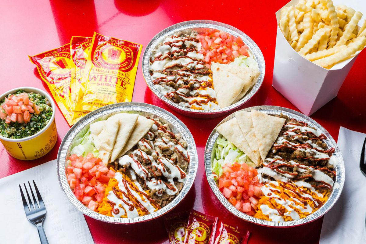 The Halal Guys Find A Home At The Venetian Eater Vegas